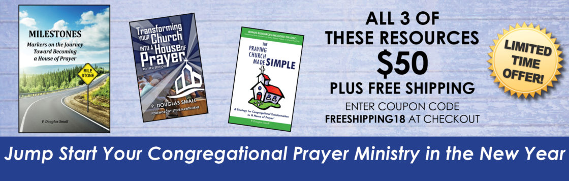 Engage Your Congregational Prayer Ministry